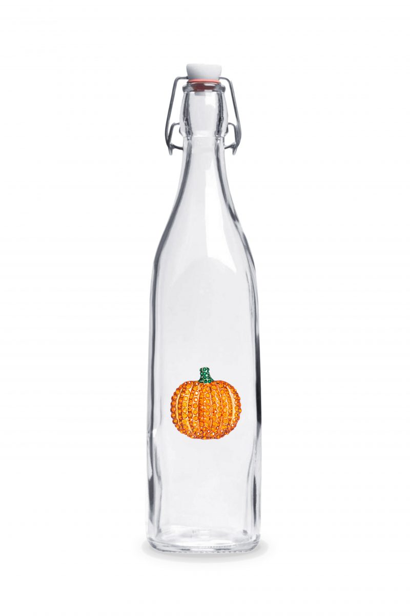 Pumpkin Swing Top Bottle