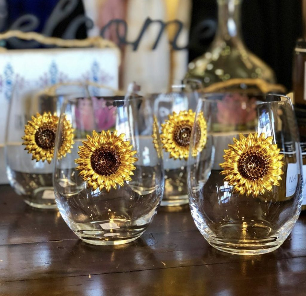 Sunflower Stemless Fall Collection